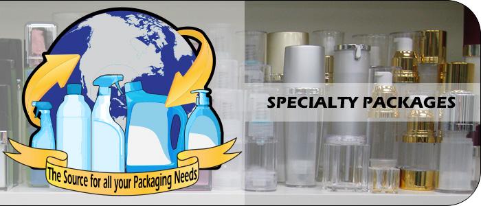 4 pcs 8 oz Round Cylinder HDPE Plastic Bottle w// Screw-On Lids 24-410 Threaded